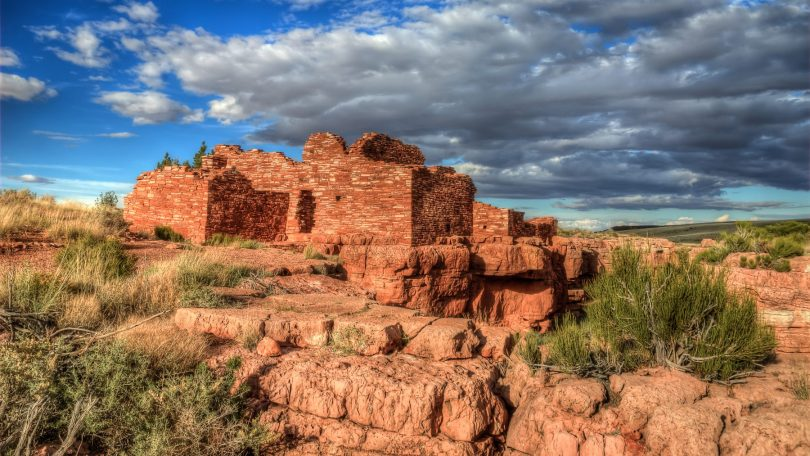 Lomaki Ruins