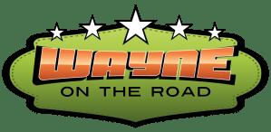 Wayne On The Road