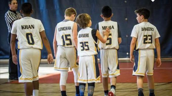 Boys Basketball Rec Registration