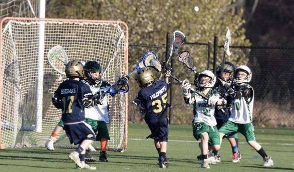 Sticks N Kicks Lacrosse Camp