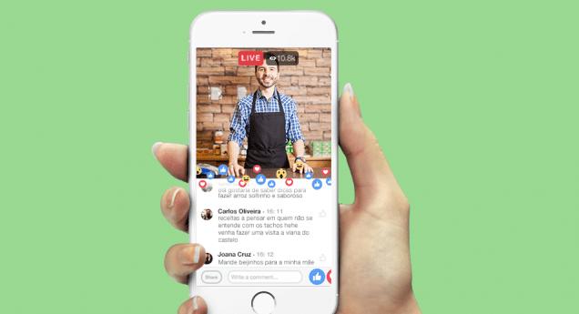 Tendências do Marketing Digital 2017 - Livestreaming