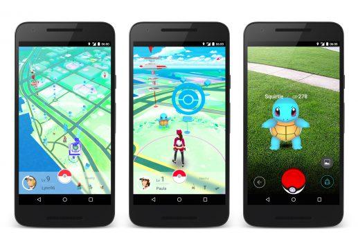 Tendência PokemonGO como realidade aumentada
