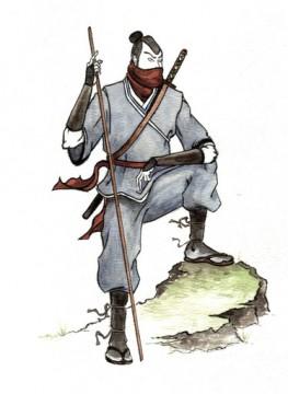 Exploring the Japanese Ninja History and Origins