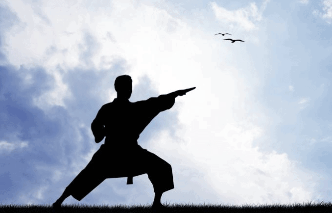 Make fitness and martial arts an identity
