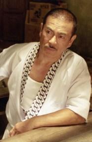 Hanzo from Kill Bill