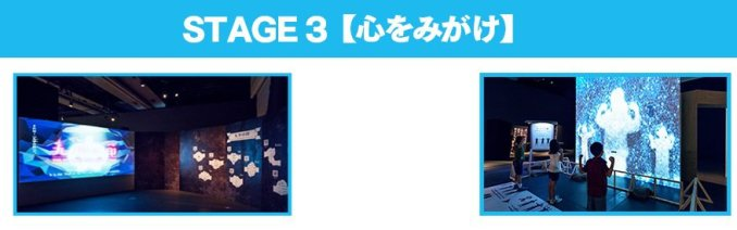 Stage 3 Ninja Exhibit