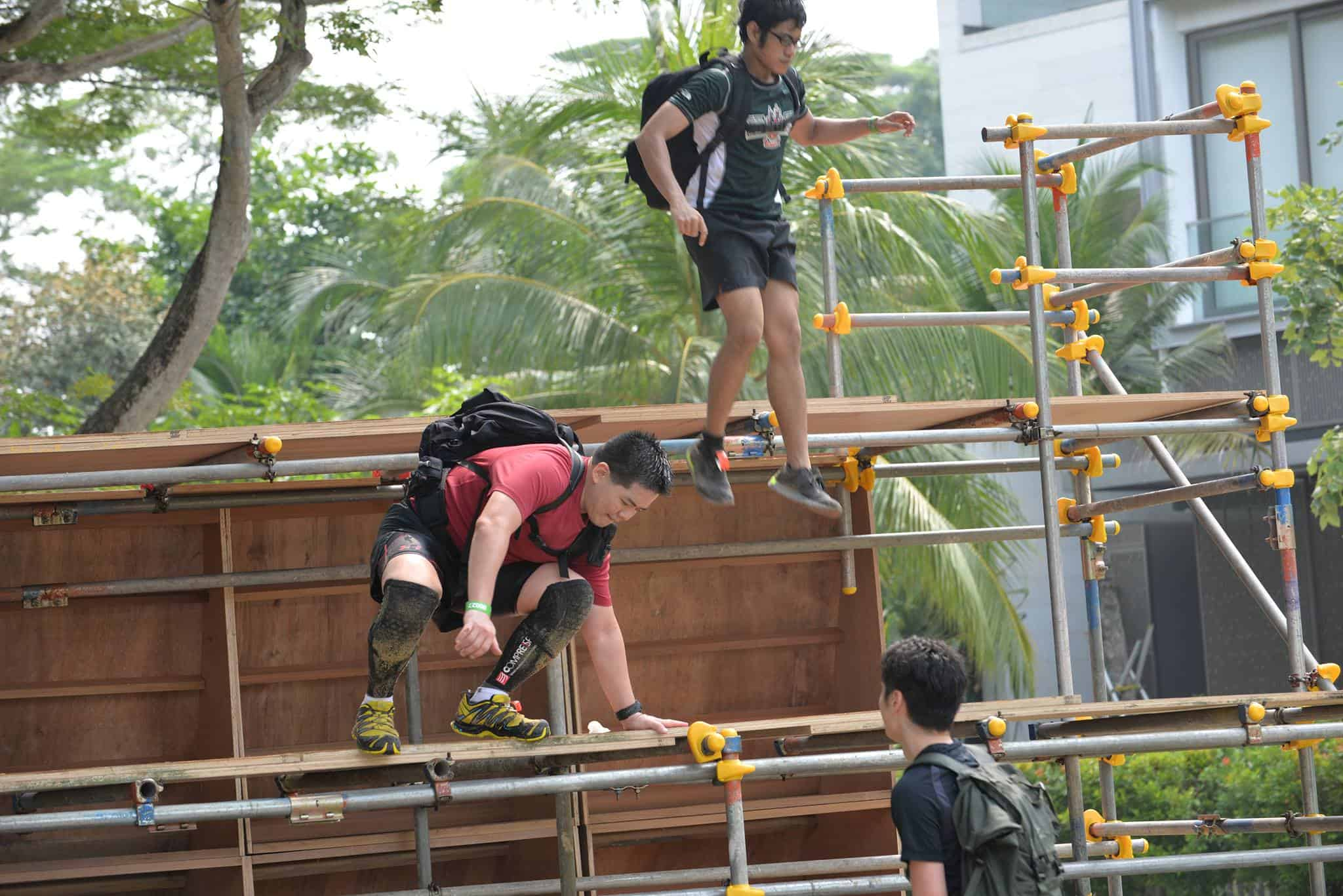 Logen Commando Challenge 2015 (Photo by Neo Sze Liang)