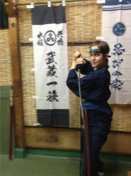 Valerie sword waza