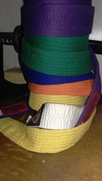 jujitsu-belt-collection
