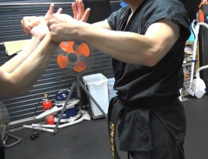 Joint Locking (Image via Rikiya's Blog)