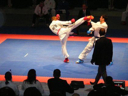 Karate Tournament 2011 via Claus Michelfelder