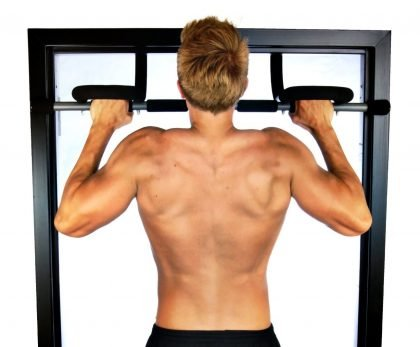 Doorway Pullup Bar