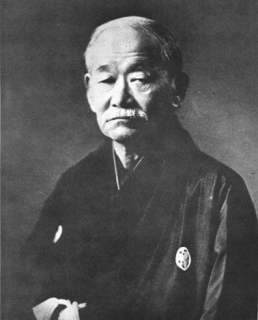 Kano Jigoro (Judo founder)