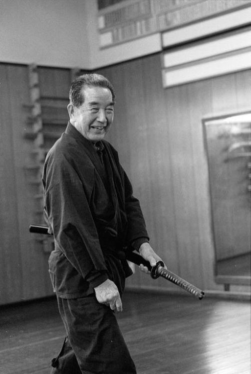 Risuke Otake (Gokui Kaiden holder)