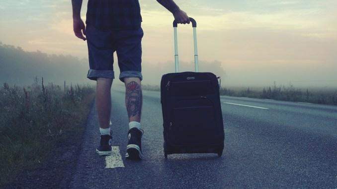 Travel to train