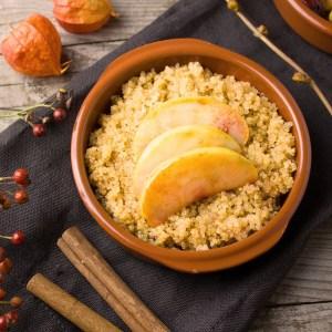 Vegan protein – quinoa