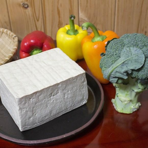 Vegan protein - tofu