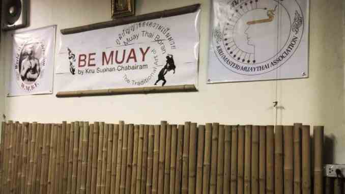 Be Muay - Muay Thai Boran