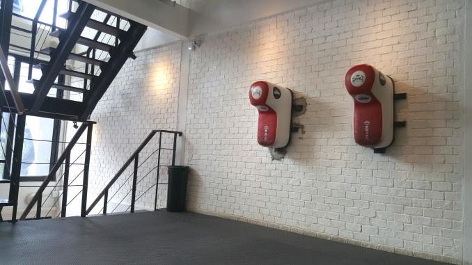 Boxing King Muay Thai - third floor training area