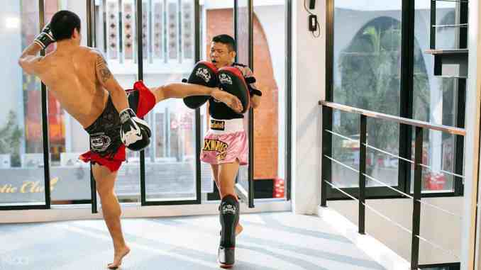 Boxing King Muay Thai Classes