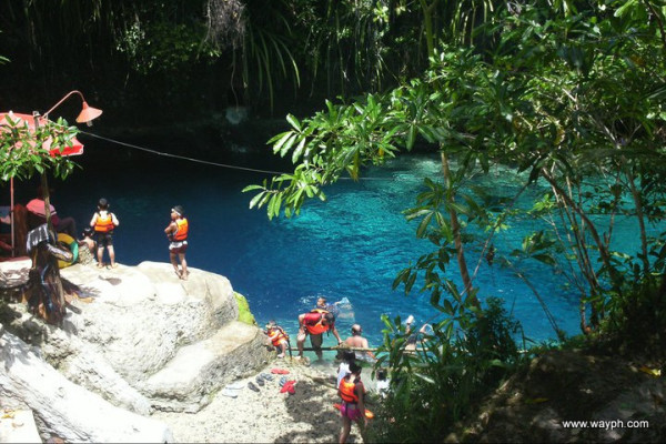 Enchanted River 1