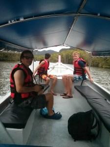 image Boat trip to langkawi lagoon