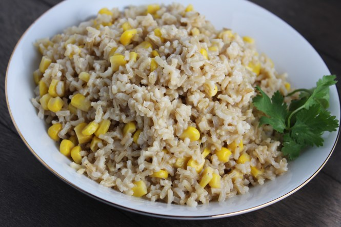 Clean Eating Rice Cooker Sticky Recipe
