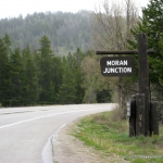 Moran Junction closer view
