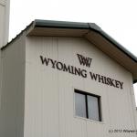 Wyoming Whiskey's still house