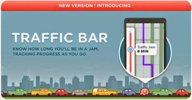 Traffic Bar