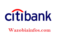 Citibank Nigeria Limited Job Recruitment 2020