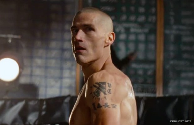 Mathew Fox in the movie Alex Cross