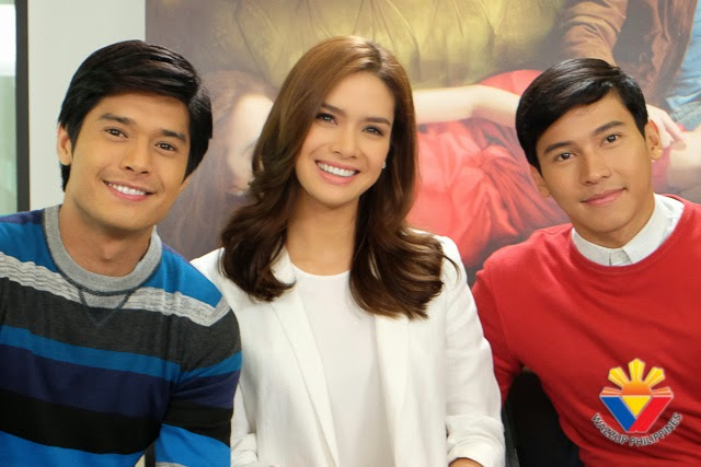 Enchong Dee And Erich Gonzales