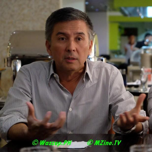 President and General Manager Mr. Leo de Leon of Allegro Beverage Corporation