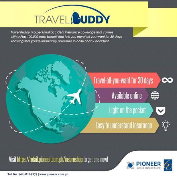 travel buddy info graphics