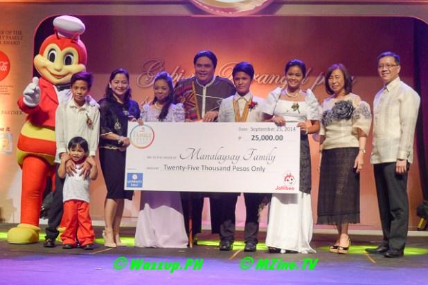Jollibee Family values Awards-1110969