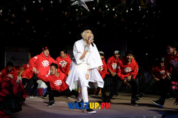 Araneta Center Christmas Tree Lighting with Kapamilya Stars Vice Ganda James Reed-0446