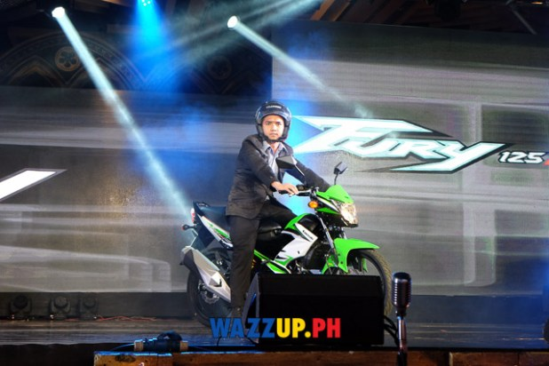 Kawasaki Dealers Convention and Fury Launch-3002