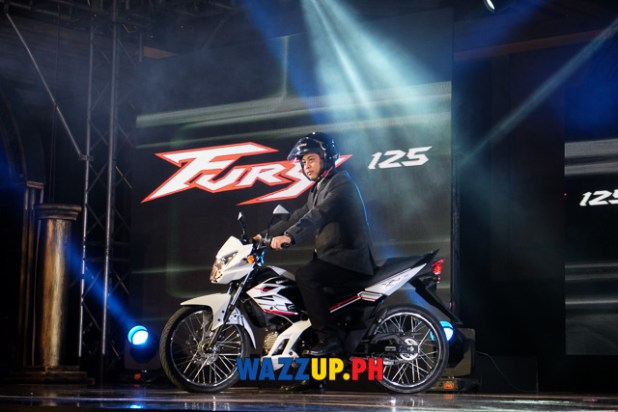 Kawasaki Dealers Convention and Fury Launch-3004