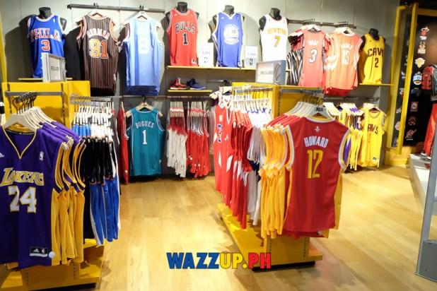 NBA Store Philippines Glorietta-0091