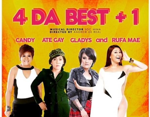 4 Da Best plus 1 poster