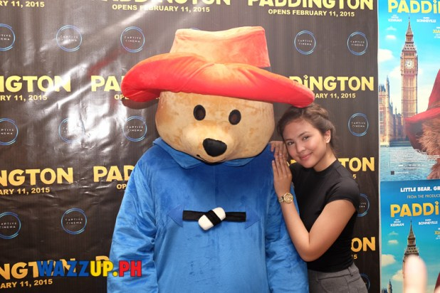 Kim Chiu Xian Lim Star Magic Artists at the Paddington movie celebrity night-1067
