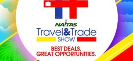 NAITAS Travel and Trade Show 2015 poster