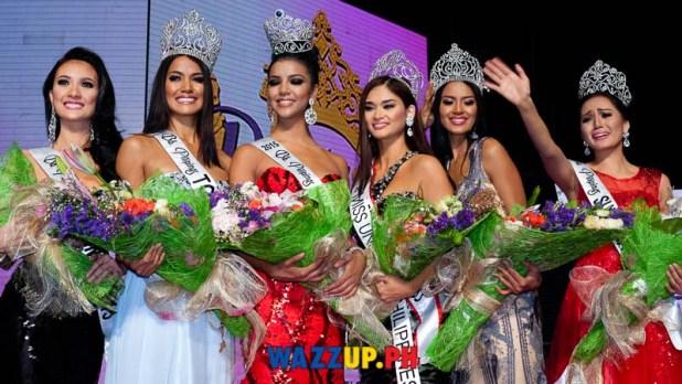 Bb. Pilipinas 2015 winner Pia Wurtzbach Miss Universe