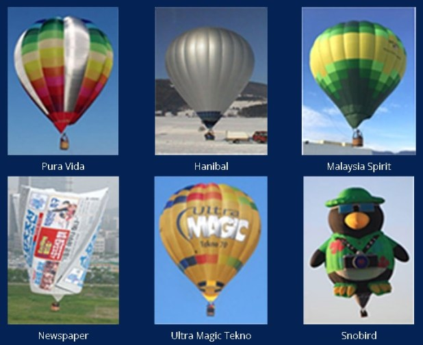 lubao international balloon festival balloos flying 1