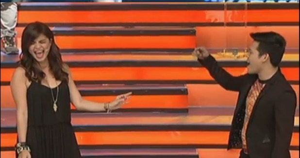 Luis Manzano cried crying KDOND Anne Curtis pisonaryo 15 singing