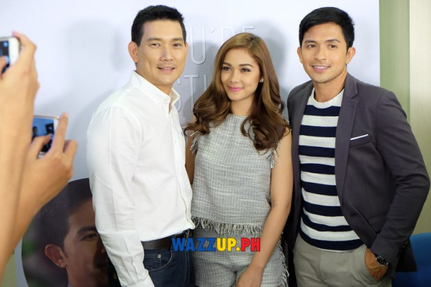 Youre Still The One Blogcon Sir Chief Richard Yap Dennis Trillo Maja Salvador