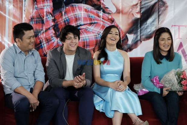 Just the way you are Grand Presscon movie Lisa Soberano Enrique Gil-8551