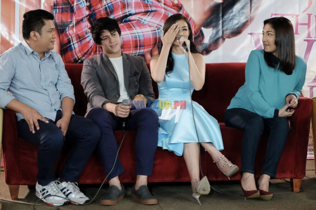 Just the way you are Grand Presscon movie Lisa Soberano Enrique Gil-8639