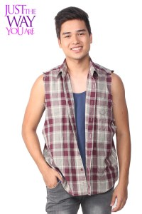 Just the way you are movie-Marco Gumabao
